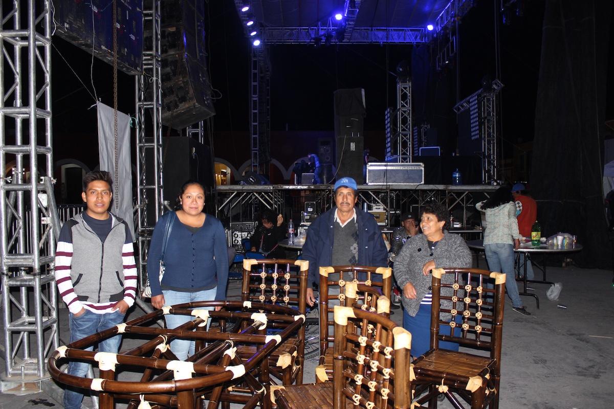 Rifa de Radios Comunitarias de Tlaxcalancingo y Zacatepec