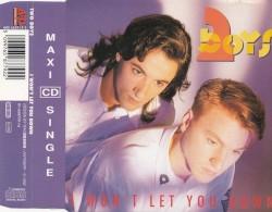 I won't let you down (ragga mix 1992)