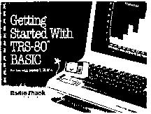 Cover of: Getting Started With TRS-80 BASIC