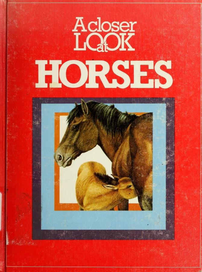 A closer look at horses by Neil Thomson