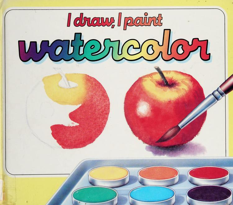 Watercolor (I Draw, I Paint) by Isidro Sanchez